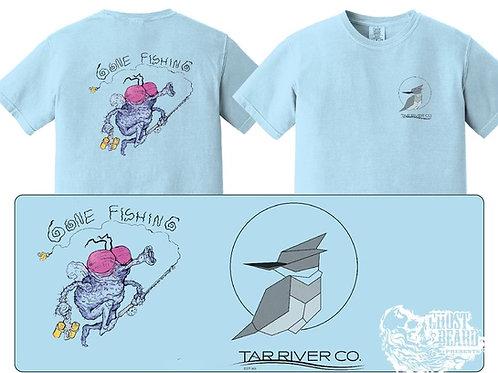 "Tar River Co. x Hank Simmons ""Fly Fishing"" Shirt"