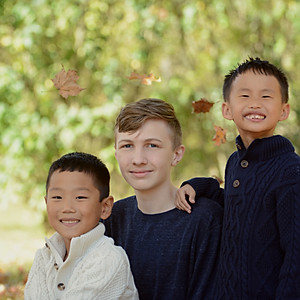 Toth Family - Fall Portraits