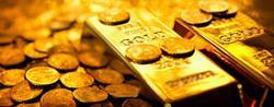 Arany tömb, arany pénz, befektetések