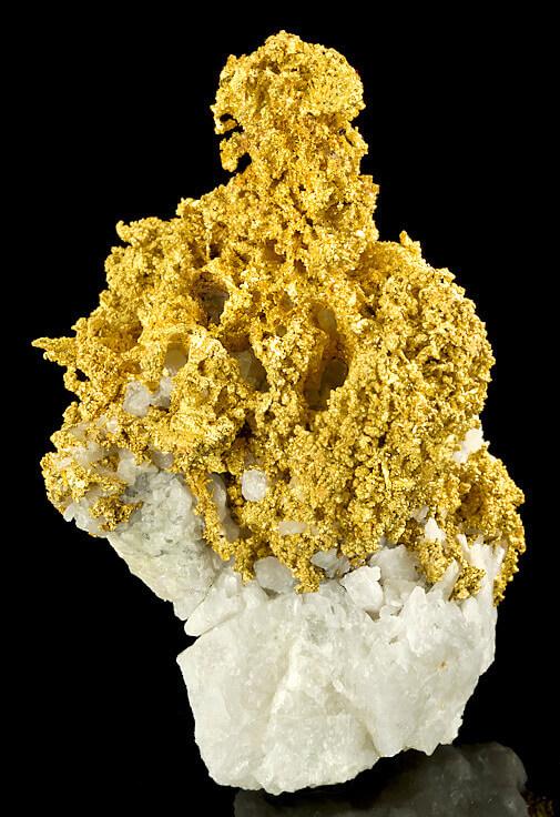 Ásványi arany, arany befektetések