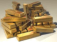 Arany tömbök