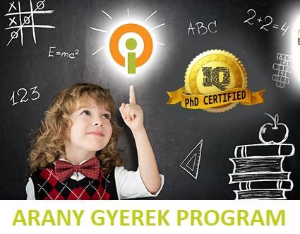 ARANY GYEREK PROGRAM