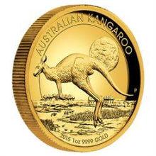 Arany érme, Australian Kangaroo