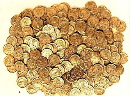 Arany pénz, arany befektetések