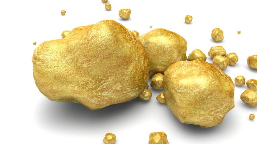 aranybefektetések