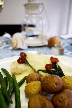 Tuscan Chicken Dinner.JPG