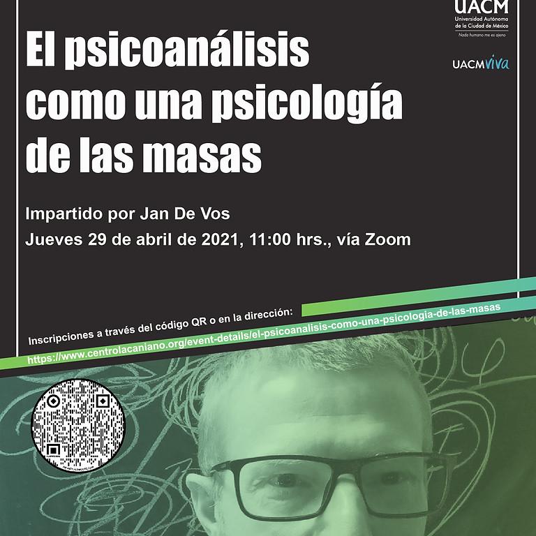 El psicoanálisis como una psicología de las masas