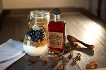 chai maple syrup