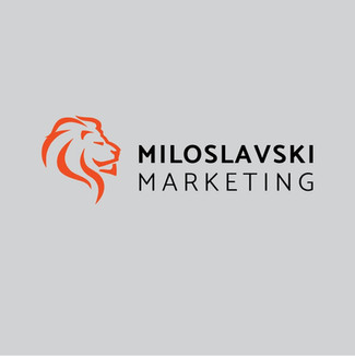 עיצוב לוגו מילוסלבסקי מרקטינג