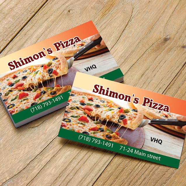Shimon's Pizza
