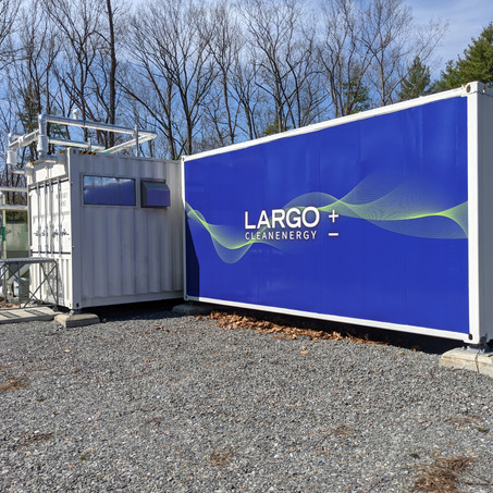 Largo Resources Receives Notice to Proceed on Battery Sales Contract with Enel Green Power España