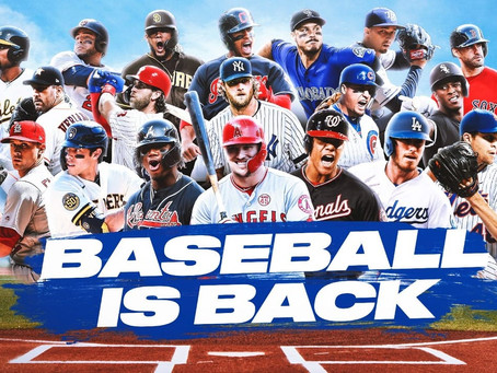 MLB vai voltar, já sabe a data?