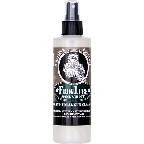 FrogLube® Solvent Spray 8 oz