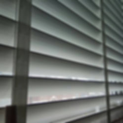 Cirrus / Natural Stone Faux Wood Venetian Blinds