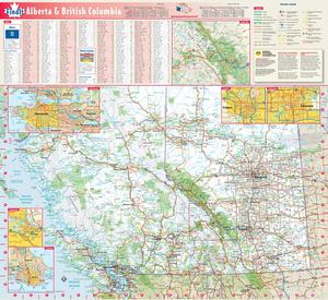 Globe Turner Provinces sample map