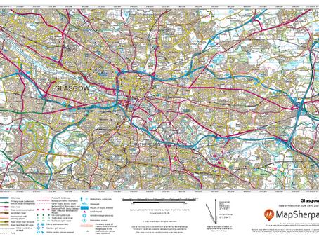 Product Update: UK Topographic