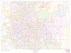 MapSherpa ZIP code sample