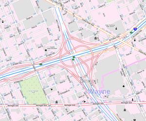 MapSherpa Streets Update sample