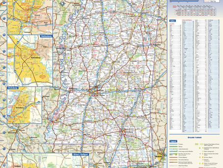 Print on Demand Product Updates: Nine Globe Turner State Maps