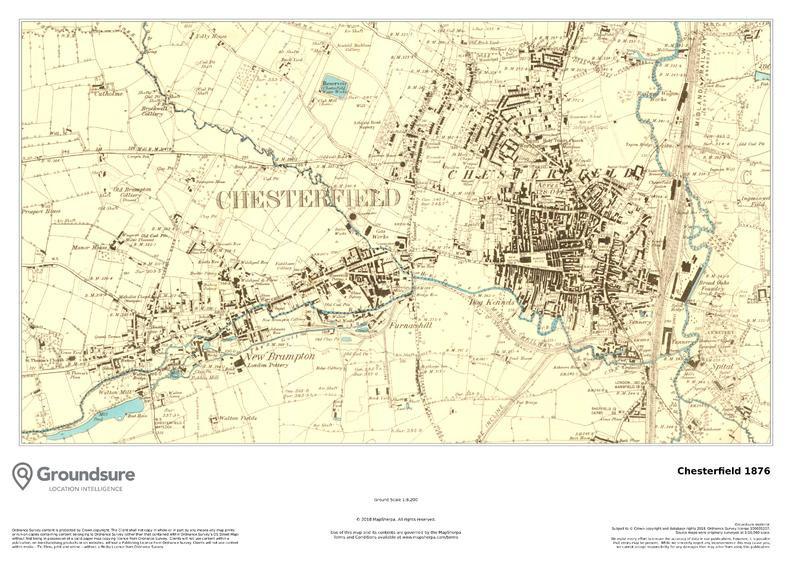 UK Historical Maps Sample