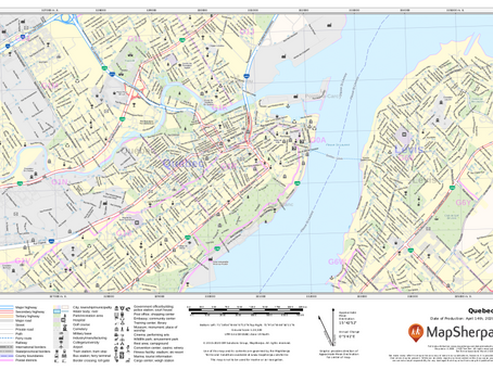 Product Updates: Canada and USA streets, postal codes and ZIP codes