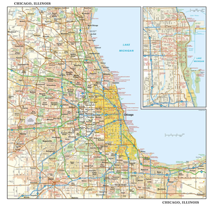 Chicago Sample  Map