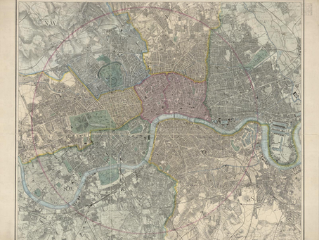 New Print on Demand Maps: Edward Stanford Cartographic Collection