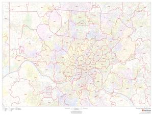 US Counties ZIP code sample