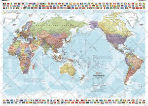 New Print On Demand Maps: Hema Reference Maps