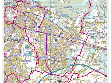 Product Updates: UK Boundary-Line Custom Maps