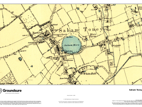 New Custom Map Products: Great Britain 1844-1890