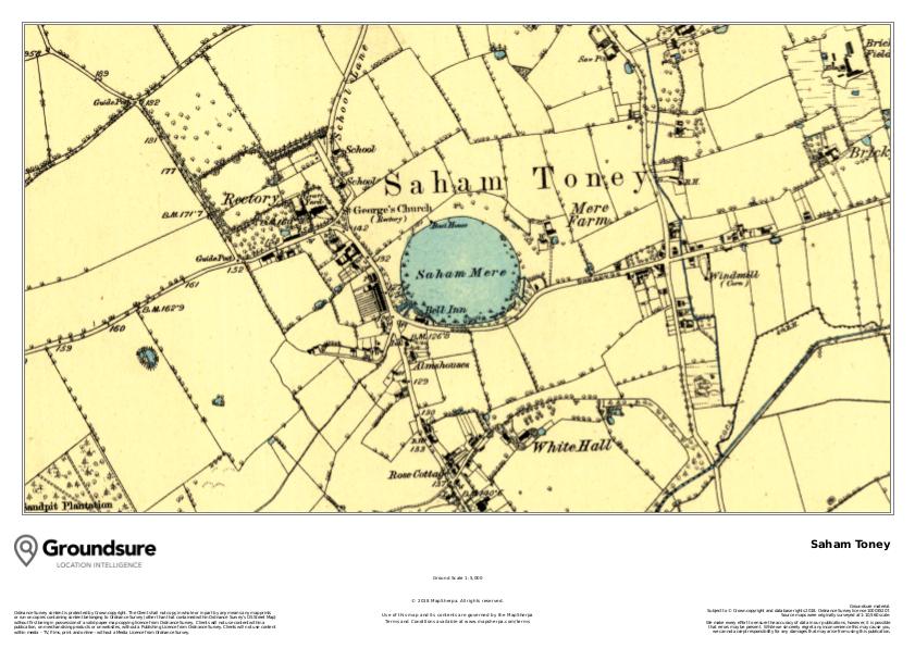 Groundsure 1844-1890 sample map