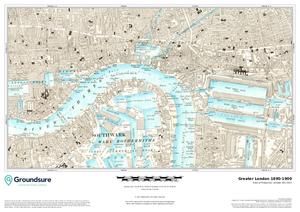 Groundsure Greater London sample map