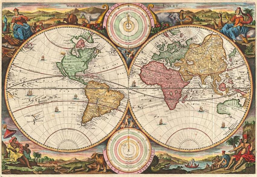 Artokoloro sample historical map
