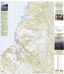 Gros Morne National Park Sample Map
