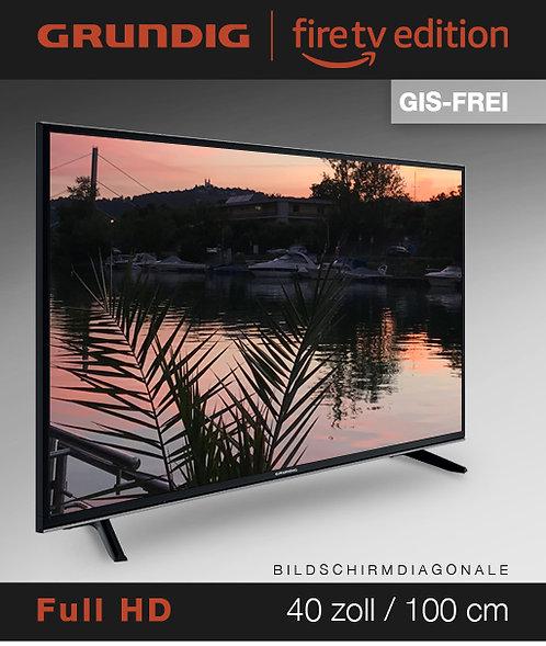 """Grundig Vision 6 - 40"""" Fire TV Edition GIS-FREI schwarz mit 3 Jahren Garantie!"""