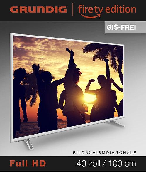 """Grundig Vision 6 - 40"""" Fire TV Edition GIS-FREI weiss mit 3 Jahren Garantie!"""