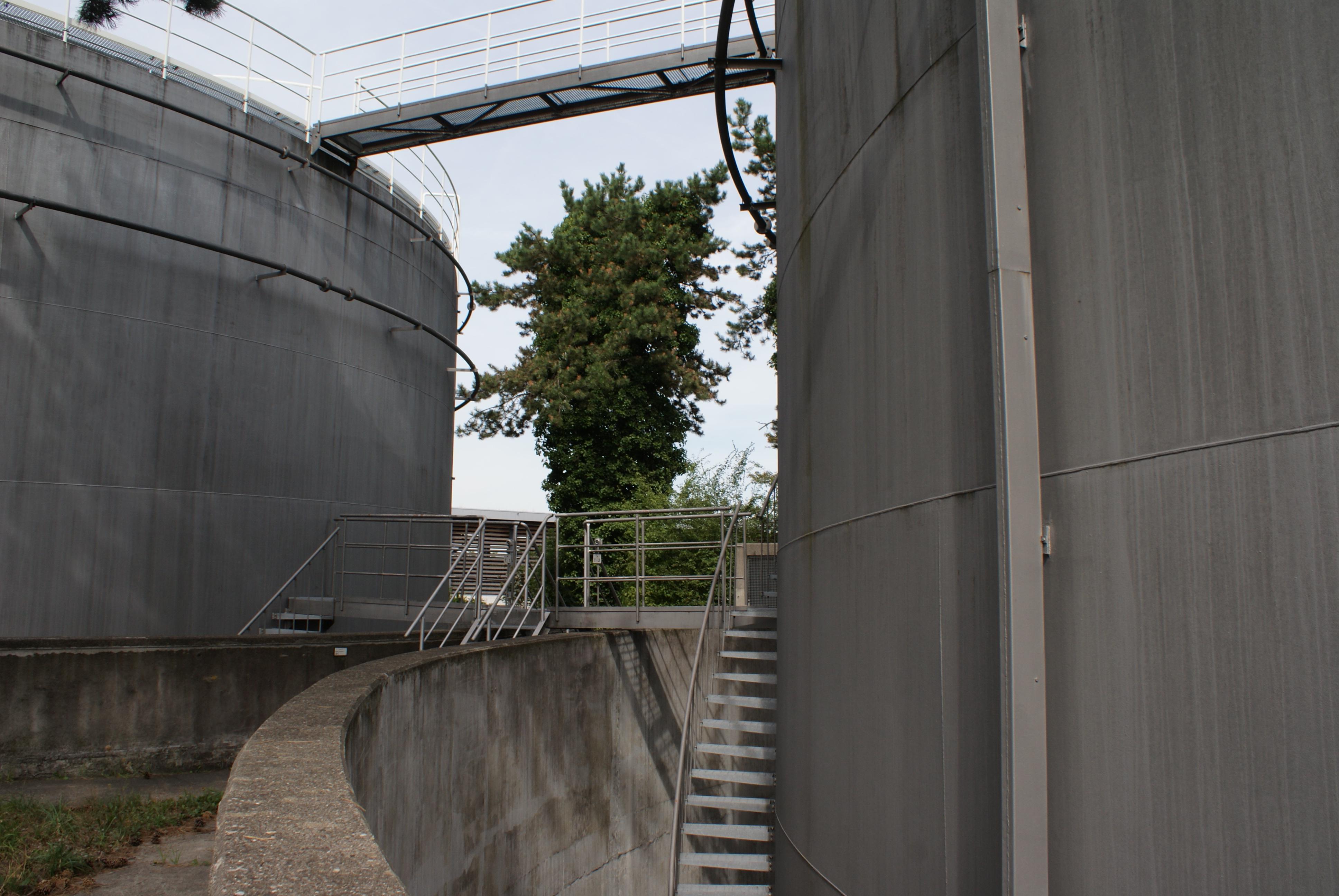 Tankanlage