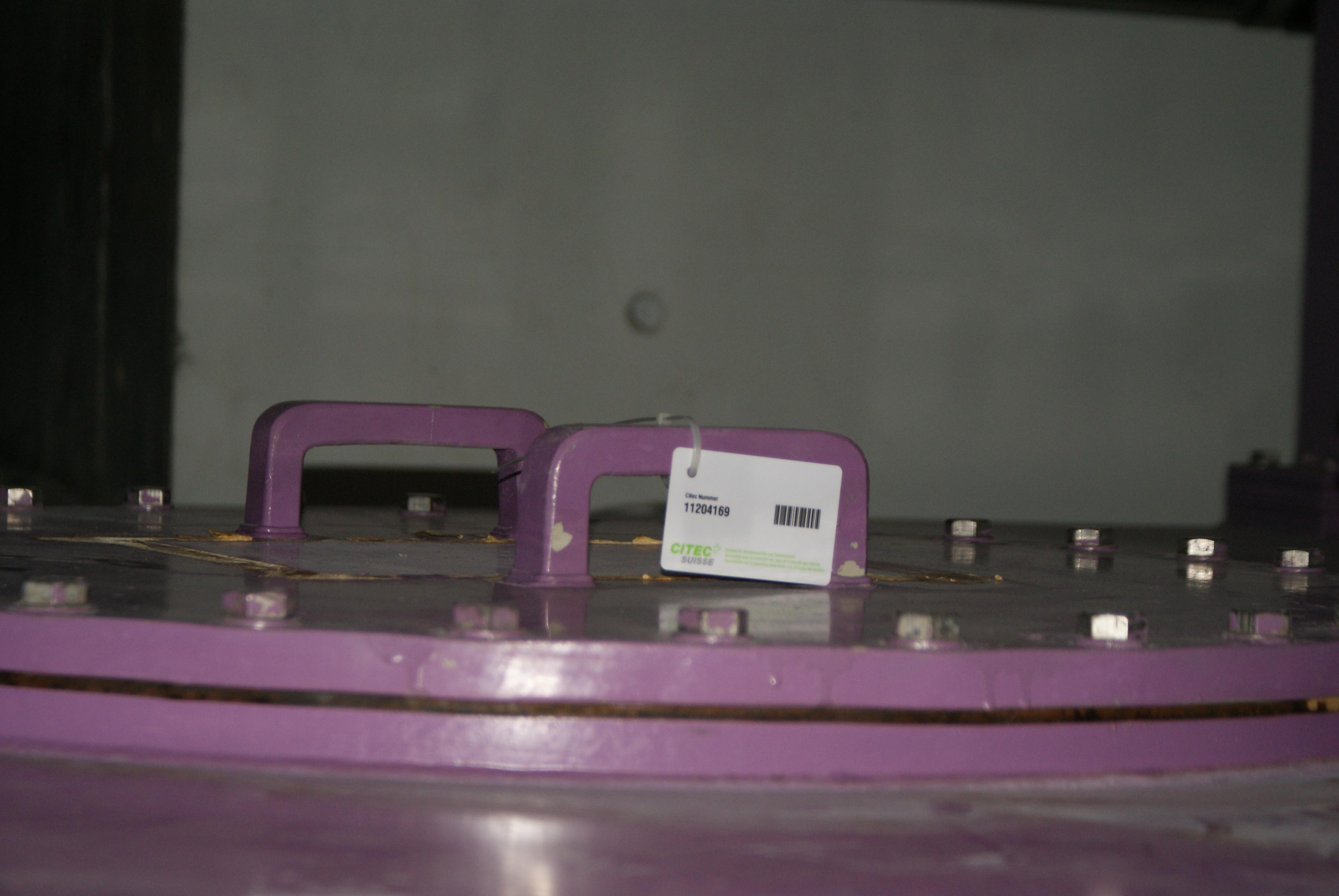 Chemieanlage Detail