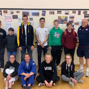 """DJC hosts the British Judo Association """"First Steps Into Coaching Course"""""""