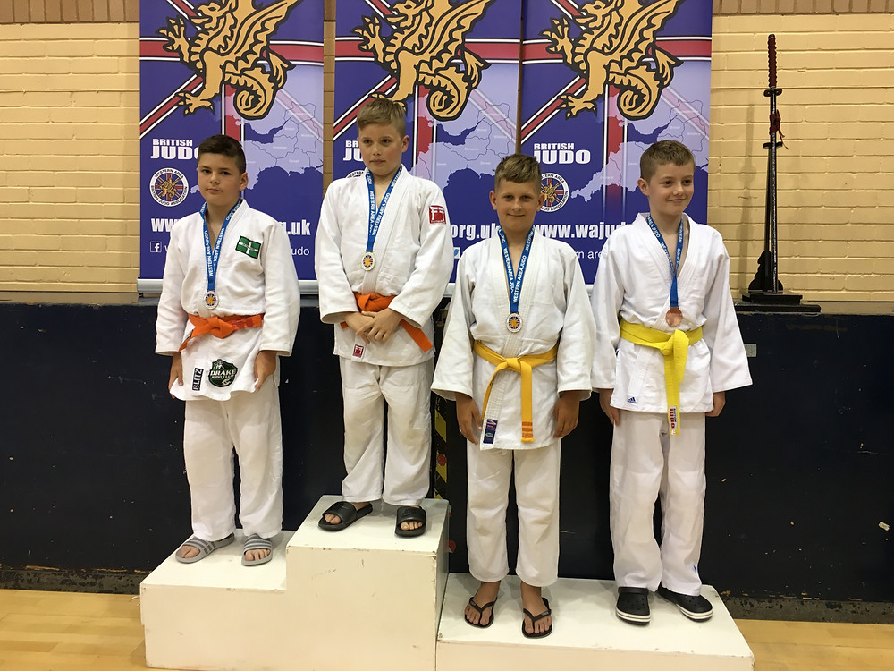 Another medal for Bogdan