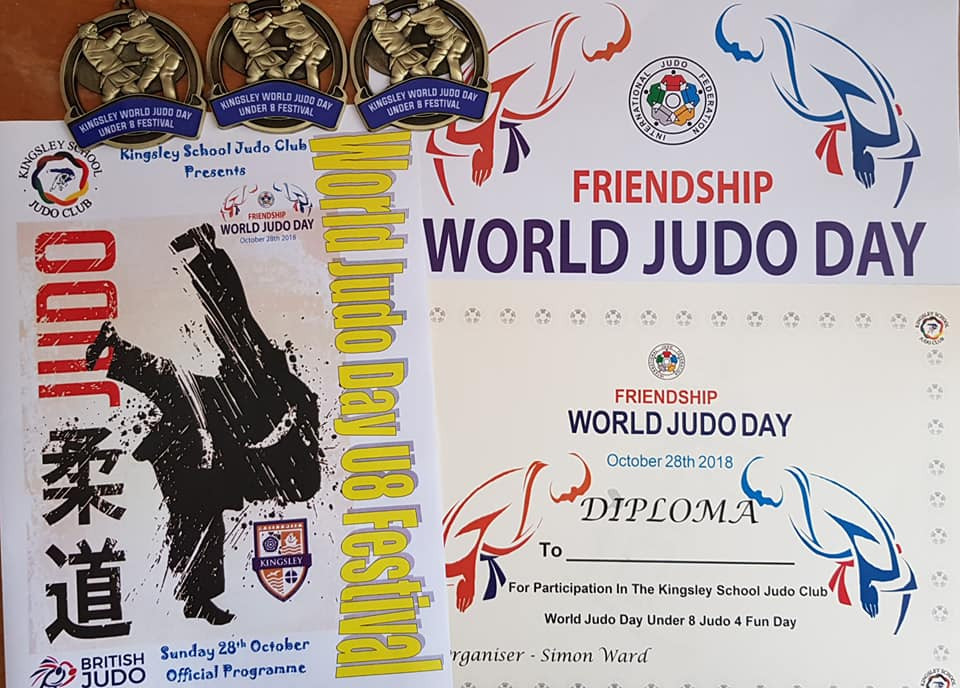 World Judo Day Items