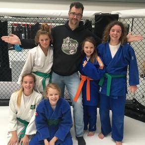 Female Session @ FLO Judo Club