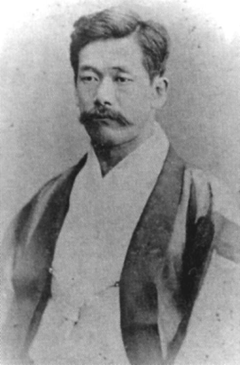 a Young Jigoro Kano