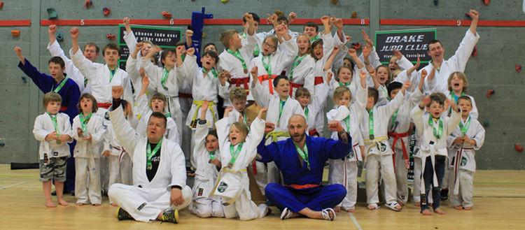 Judo is Fun!