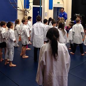 Judo Course @ Tavistock Primary