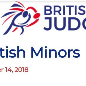 DJC @ the British Minors Championships
