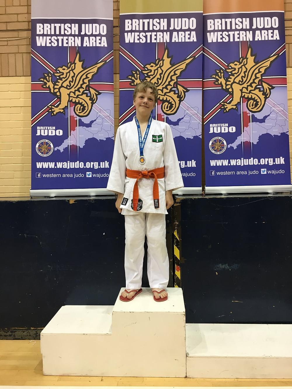 Reuben has become WA champion