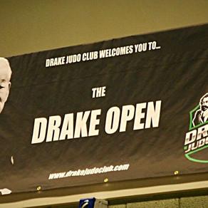 DJC host the 1st 'DRAKE OPEN'