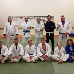 DJC launches its first BJJ session
